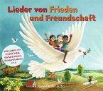 Lieder von Frieden und Freundschaft, 1 Audio-CD