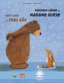 Herr Hase & Frau Bär. Kinderbuch Deutsch-Französisch