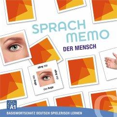 Sprachmemo Deutsch, Der Mensch (Spiel)