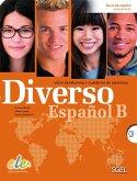 Diverso Español B. Kurs- und Arbeitsbuch mit MP3-CD