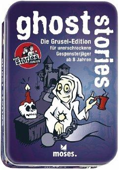 Black Stories, Junior - ghost stories (Kinderspiel)