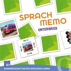 Sprachmemo Deutsch, Unterwegs (Spiel)