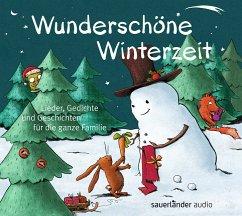 Wunderschöne Winterzeit, 1 Audio-CD - Bolliger, Max; Hofbauer, Friedl; Morgenstern, Christian