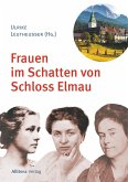 Frauen im Schatten von Schloss Elmau