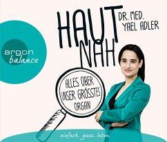 Haut nah, 4 Audio-CDs - Adler, Yael