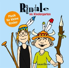 Randale im Kindergarten, 1 Audio-CD