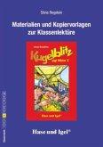 Kugelblitz jagt Mister X. Begleitmaterial: