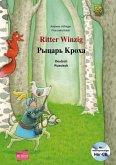 Ritter Winzig. Kinderbuch Deutsch-Russisch