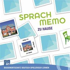 Sprachmemo Deutsch, Zu Hause (Spiel)