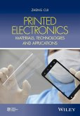 Printed Electronics (eBook, PDF)
