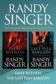Jamie Brock Collection: False Witness / The Last Plea Bargain (eBook, ePUB)