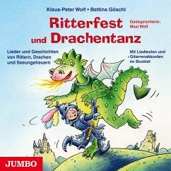 Ritterfest und Drachentanz (MP3-Download) - Wolf, Klaus-Peter; Göschl, Bettina