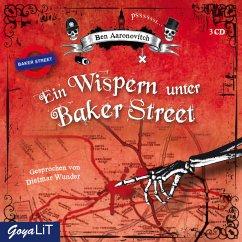 Ein Wispern unter Baker Street / Peter Grant Bd.3 (MP3-Download) - Aaronovitch, Ben