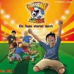 Ein Team startet durch / Fußball-Haie Bd.3 (MP3-Download)