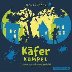 Käferkumpel / Käferabenteuer Bd.1 (MP3-Download) - Leonard, M.G.