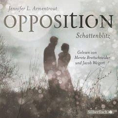 Opposition. Schattenblitz / Obsidian Bd.5 (MP3-Download) - Armentrout, Jennifer L.