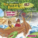 Insel der Wikinger / Das magische Baumhaus Bd.15 (MP3-Download)