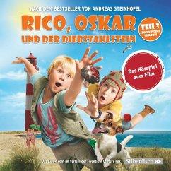 Rico, Oskar und der Diebstahlstein - Das Filmhörspiel (MP3-Download) - Steinhöfel, Andreas