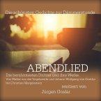 Gedichte zur Dämmerstunde, 3 Audio-CDs