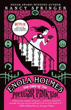 The Case of the Peculiar Pink Fan (eBook, ePUB) - Springer, Nancy
