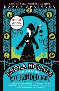 The Case of the Left-Handed Lady (eBook, ePUB) - Springer, Nancy