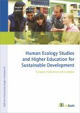 Human Ecology Studies and Higher Education for Sustainable Development (eBook, PDF)