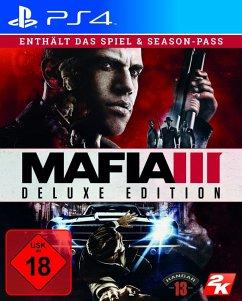Mafia 3 - Deluxe Edition (PlayStation 4)