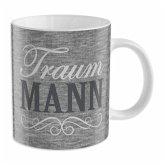 """Gruss & Co Tasse """"Traum Mann"""""""