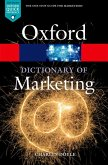 A Dictionary of Marketing (eBook, ePUB)