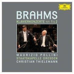 Klavierkonzerte 1+2 - Pollini/Thielemann/Sd