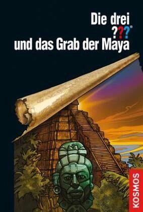 die drei und das grab der maya drei fragezeichen von andr marx buch b. Black Bedroom Furniture Sets. Home Design Ideas