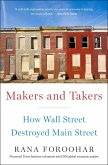 Makers and Takers (eBook, ePUB)