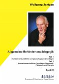 Allgemeine Behindertenpädagogik (eBook, PDF)