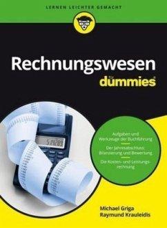 Rechnungswesen für Dummies - Griga, Michael; Krauleidis, Raymund