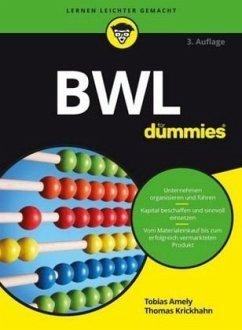 BWL für Dummies - Amely, Tobias; Krickhahn, Thomas