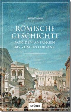 Römische Geschichte - Sommer, Michael