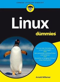Linux für Dummies - Willemer, Arnold