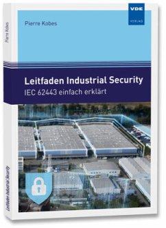 Leitfaden Industrial Security - Kobes, Pierre