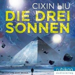 Die drei Sonnen / Die drei Sonnen Bd.1 (MP3-CD)