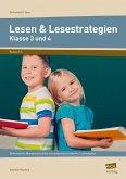 Lesen und Lesestrategien - Klasse 3 und 4