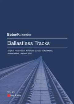 Ballastless Tracks - Freudenstein, Stephan;Geisler, Konstantin;Mölter, Tristan