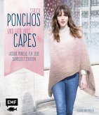 Strick-Ponchos und Lieblings-Capes