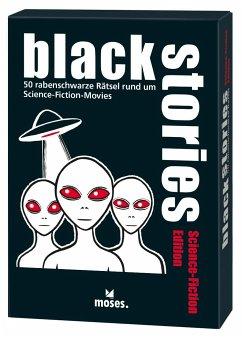 Black Stories, Science-Fiction Edition (Spiel)