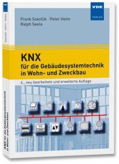 KNX für die Gebäudesystemtechnik in Wohn- und Zweckbau - Sokollik, Frank; Helm, Peter; Seela, Ralph
