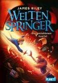 Die gestohlenen Kapitel / Weltenspringer Bd.2