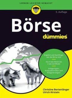 Börse für Dummies - Bortenlänger, Christine; Kirstein, Ulrich