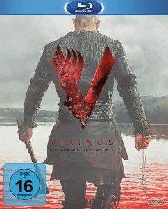 Vikings - Staffel 3 BLU-RAY Box - Keine Informationen