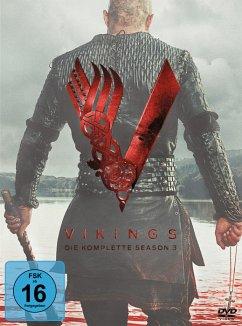 Vikings - Staffel 3 DVD-Box - Keine Informationen