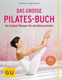 Das große Pilates-Buch (mit DVD) - Bimbi-Dresp, Michaela