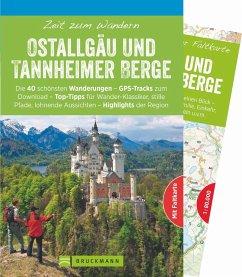 Zeit zum Wandern Ostallgäu und Tannheimer Berge - Irlinger, Bernhard